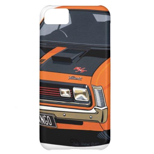 E38 Valiant Charger - Tango iPhone 5C Covers