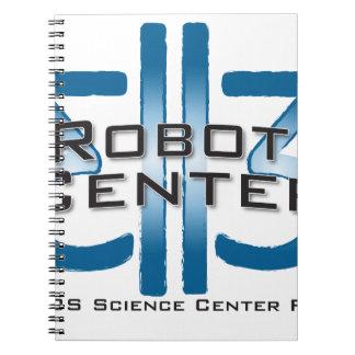 E3 Robotics Swag Spiral Note Book