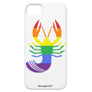 E-craw-lity iPhone 5/5s Case