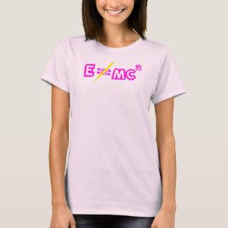 E does not = mc2 - Einstein was wrong! T-Shirt