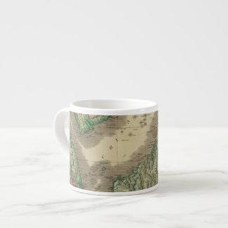 E India Islands Espresso Cup