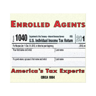 EA America's Tax Expert Office Canvas