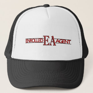 EA SPECIALIST LOGO ENROLLED AGENT TRUCKER HAT