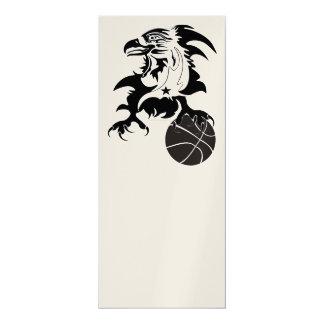 Eagle-Basketball-1-logo-2 10 Cm X 24 Cm Invitation Card