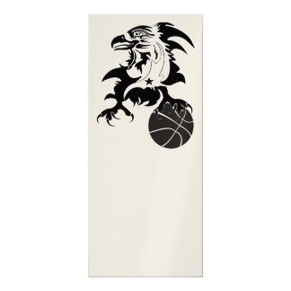 Eagle-Basketball-1-logo-2 4x9.25 Paper Invitation Card