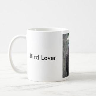 Eagle Bird Lover Collection Basic White Mug