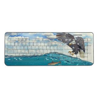 Eagle Custom Wireless Keyboard