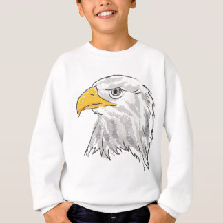 Eagle graphic sweatshirt