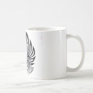 Eagle, Hawk, Tribal Coffee Mug