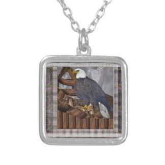 EAGLE King of Bird of Prey North American Habitat Custom Jewelry