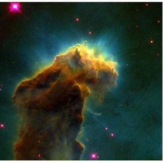 Eagle Nebula M16 Hubble Cut Outs