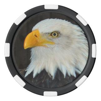 Eagle Poker Chips
