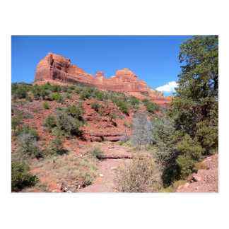 Eagle Rock II Sedona Arizona Travel Photography Postcard