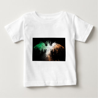 Eagle Spread! - Green White Red Pride! Baby T-Shirt