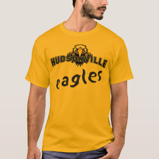 Eagles LS Yellow T T-Shirt