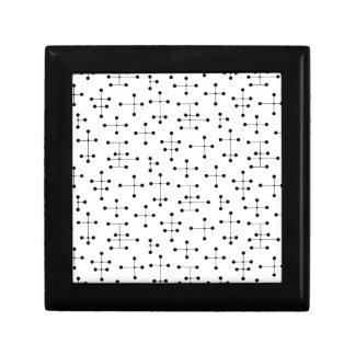 Eames-Era Black Dots Gift Box