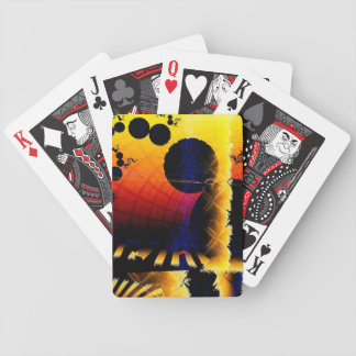 Early Daze Playing Cards