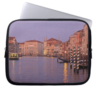 early morning Grand Canal Tour, Venice, Italy Laptop Sleeve
