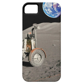 Earth and Moon iPhone 5 Cover