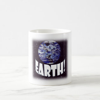 Earth! Basic White Mug