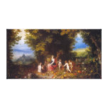 Earth, by Jan Brueghel the Elder Stretched Canvas Prints