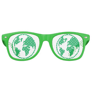 Earth Day, April 22 Retro Sunglasses