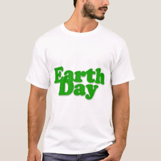 Earth Day Destroyed T-Shirt