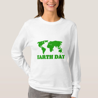 Earth Day Grass Map Women Hoodie