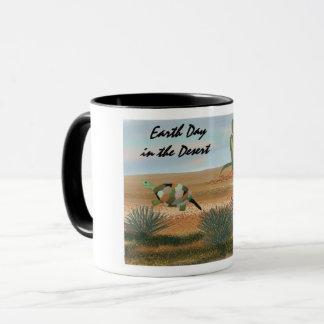 Earth Day in the Desert Mug