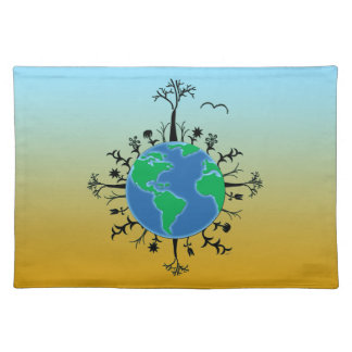 Earth Day Placemat