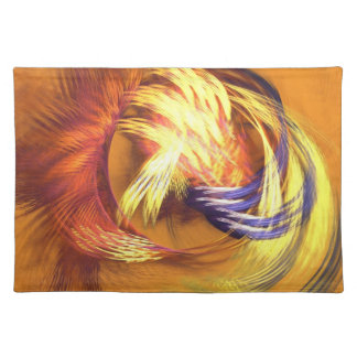 Earth Feathers American MoJo Placemat