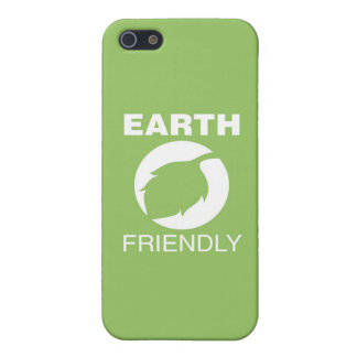 Earth Friendly iPhone Case iPhone 5/5S Cover