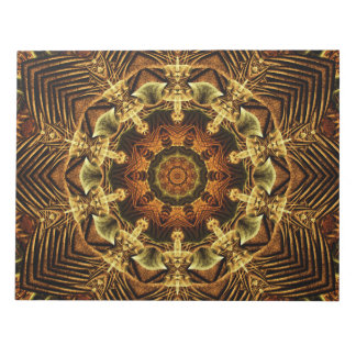 Earth Gate Mandala Notepad