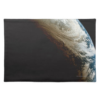 Earth in Shadow and Light Placemat