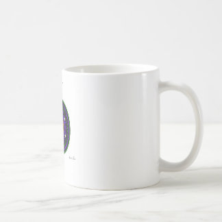 Earth Mandala Coffee Mug