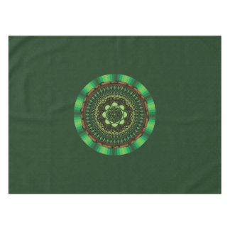 Earth Mandala Tablecloth