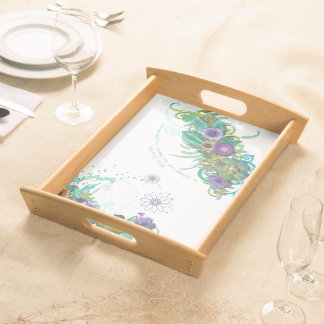 Earth Quote #1 Serving Tray