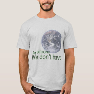 Earth, the Second T-Shirt
