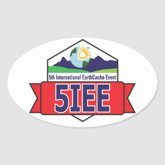 EarthCache 5IEE Sticker