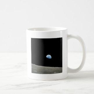 Earthrise Basic White Mug