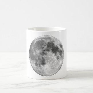 EARTH'S MOON (solar system) ~ Coffee Mug