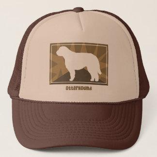 Earthy Otterhound Trucker Hat
