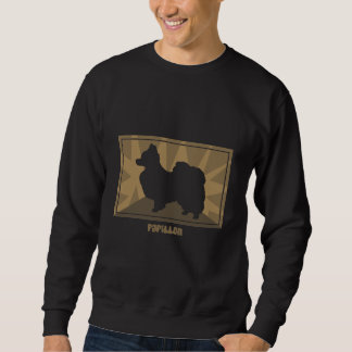 Earthy Papillon Sweatshirt
