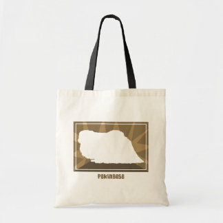 Earthy Pekingese Bag