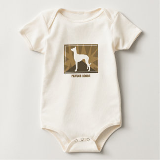 Earthy Pharaoh Hound Baby Creeper