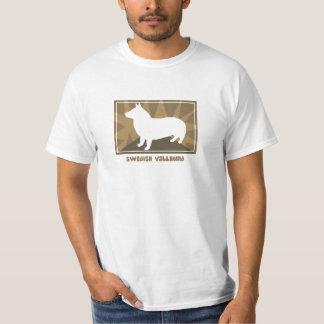 Earthy Swedish Vallhund T-Shirt