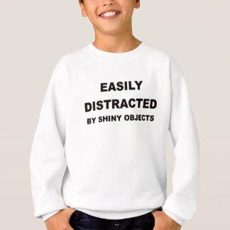 EASILY DISTRACTED.png Sweatshirt