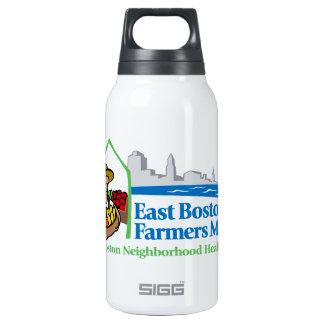 East Boston Farmers Market Insulated Water Bottle