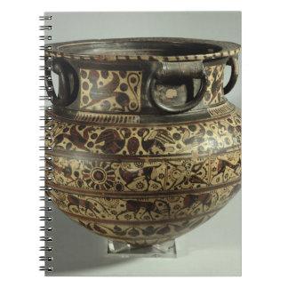 East Greek Orientalizing dinos, Middle Wild Goat s Notebook