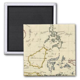 East Indies Magnet